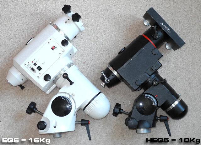 heq5 pro version 3: