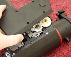 Remove Motor Cover