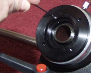 Slacken Lock Screws